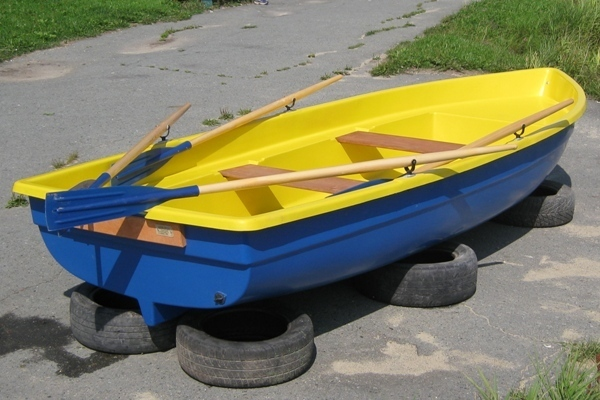 как восстановить корпус лодки